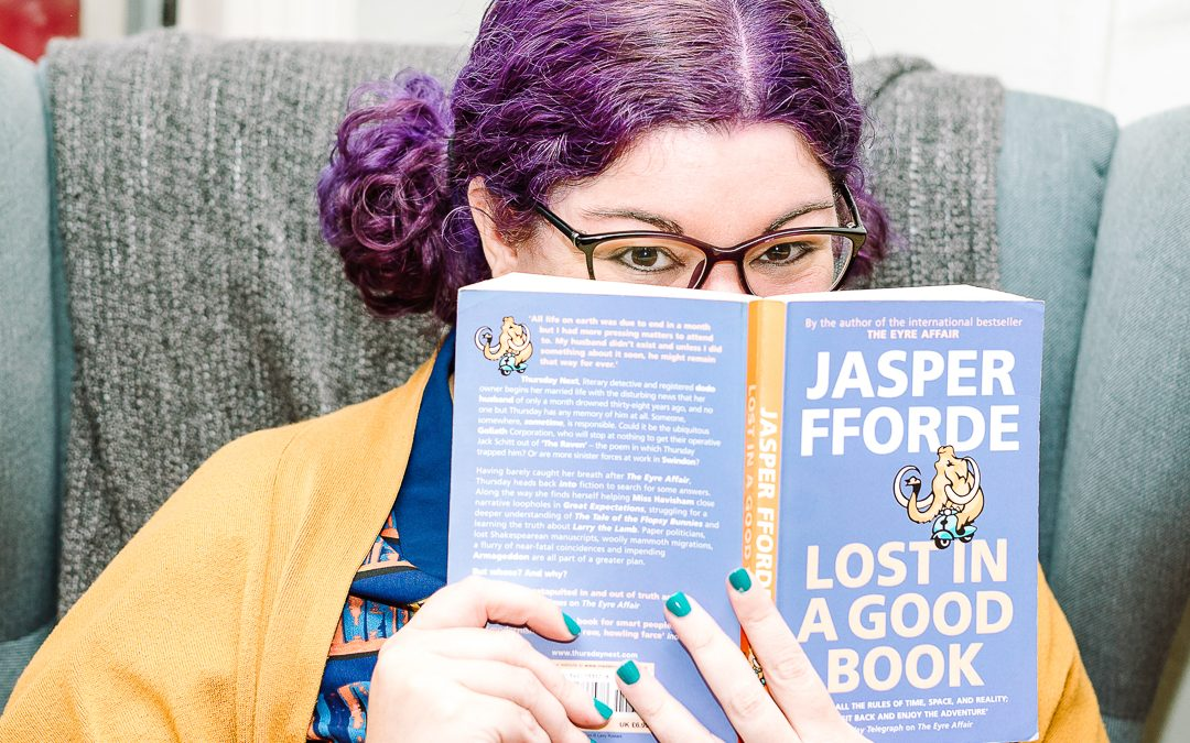 Season 2, Episode 9: Let's Talk About Books!