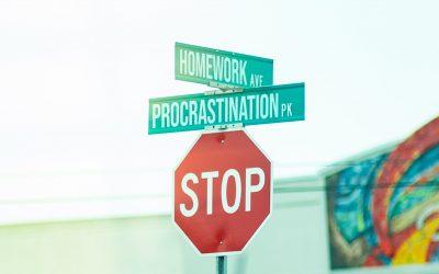 Season 3, Episode 6: Procrastination